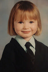 Georgie-School-Pic