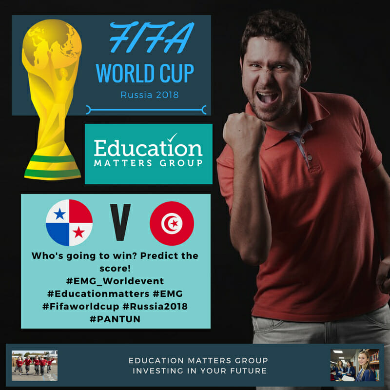 dd49de084f9 World Cup 2018 – Russia – Panama v Tunisia - Education Matters Group