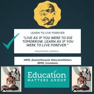 Quote Social Media Graphic - 38. Mahatma Gandhi